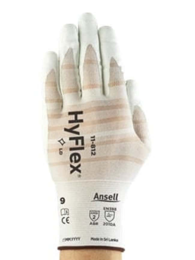 AnsellHyFlex™ 11-812 Foam Nitrile-Coated Tearable Gloves 9 Products