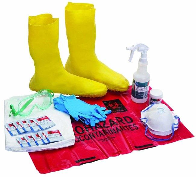 HoneywellNorth Biohazard PPE Kit:Emergency Response Equipment:Hazmat, WMD,