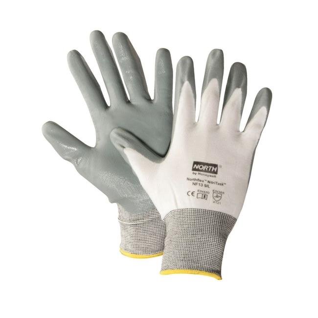 Honeywell™NorthFlex Nitri Task™ Nitrile-Coated Nylon Gloves
