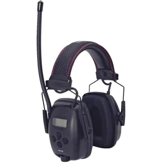 Honeywell Howard Leight Sync Digital AM/FM Radio Digital AM/FM radio:Gloves,