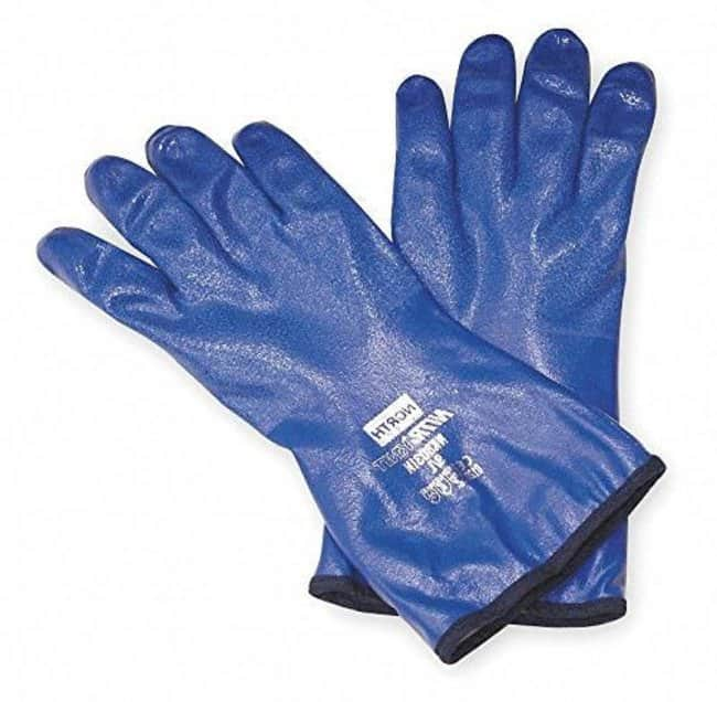 HoneywellNitri-Knit Supported Nitrile Gloves With Insulated Liner:Personal