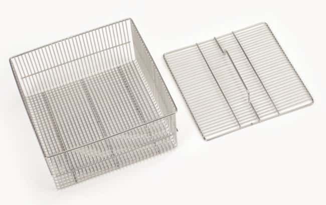 SP Scientific Glassware Washer Accessories Cover Full Size Baskets:Autoclaving,