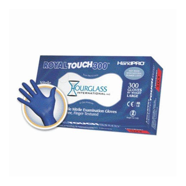 Hourglass International™HandPRO™ RoyalTouch300™ Nitrile Exam Gloves