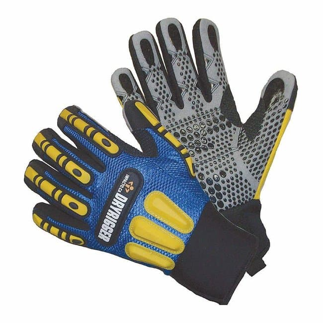 Impacto DRYRIGGER CoolRigg Oil and Water Resistant Glove Size: 2XLarge:Gloves,