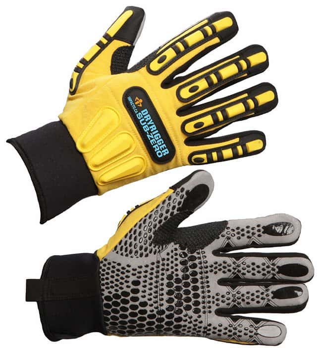 Impacto DRYRIGGER SUB-ZERO Oil and Water Resistant Glove Size: 3XLarge:Gloves,