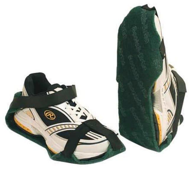 Impacto Ergomate Tracmates Anti-Slip Safety Soles Size: Medium:Gloves,