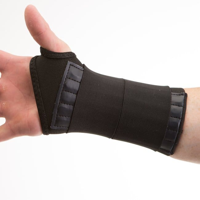 ImpactoElastic Wrist Restrainer with Stays Size: Medium, Hand: left:Personal