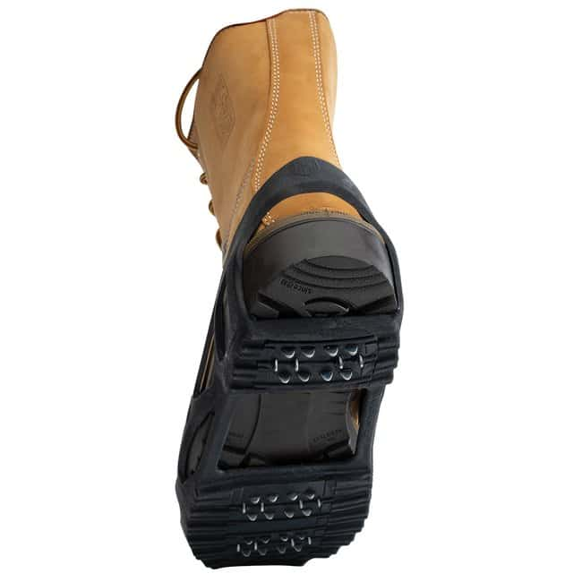 Impacto Stride Full Foot Ice Traction Overshoe Men's: 10.5 - 13:Gloves,