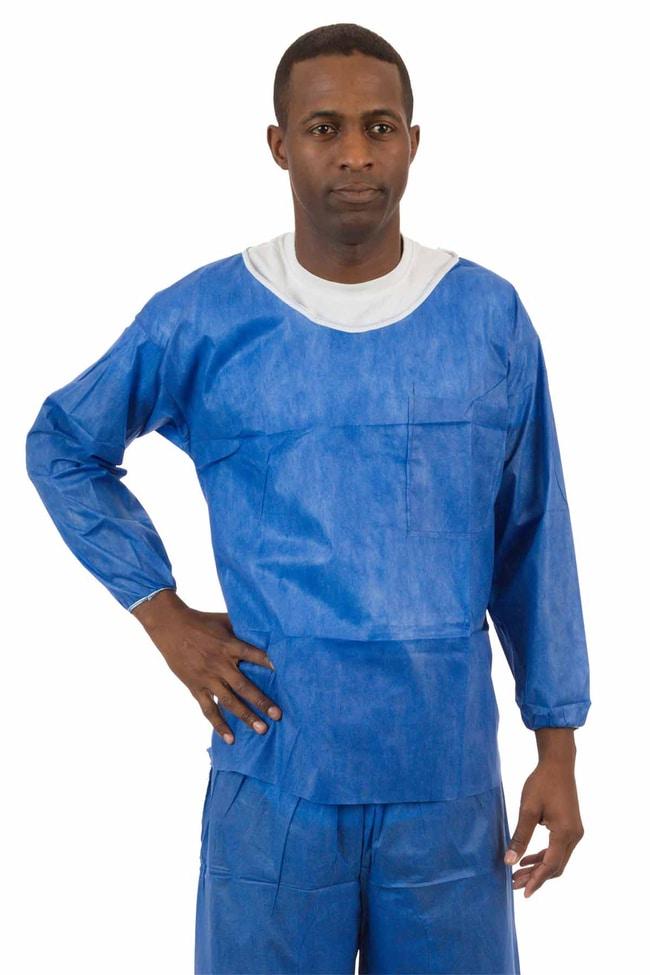 International Enviroguard Systems Soft Scrubs Long Sleeve Shirts:Personal