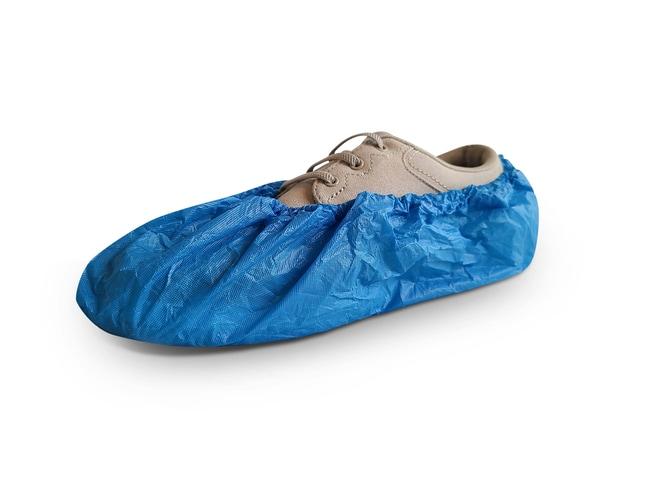 International EnviroguardHeavy Duty CPE Shoe Covers:Personal Protective