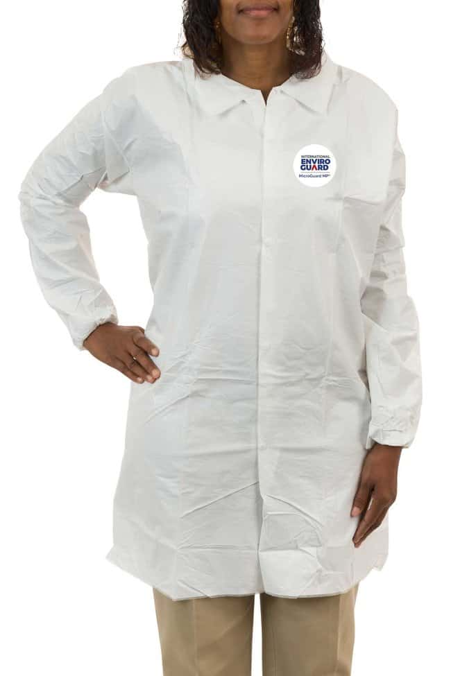 MicroGuard MPMicroporous Lab Coats:Personal Protective Equipment:Safety