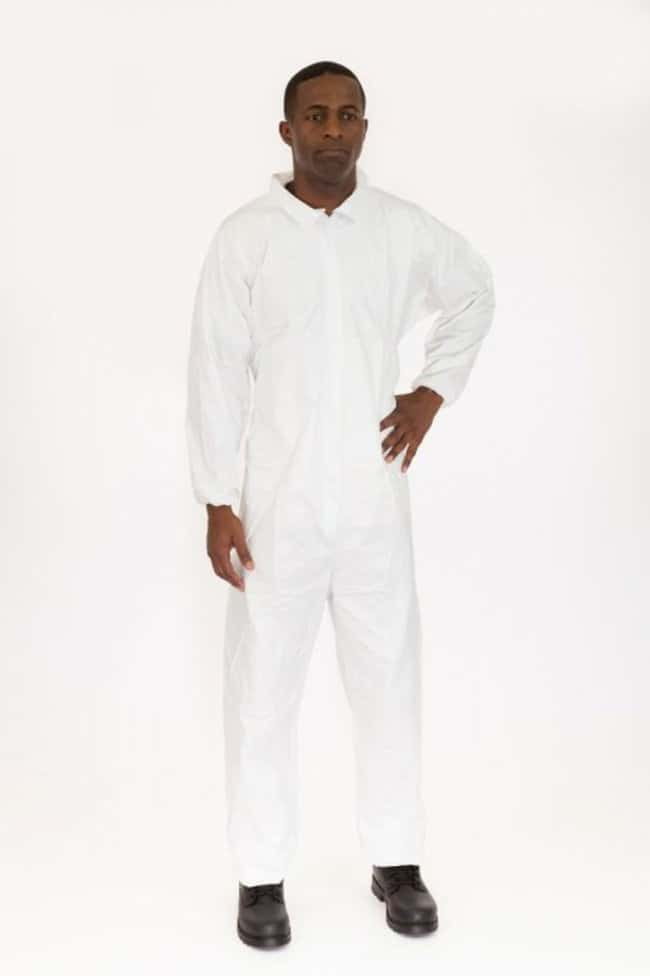 International Enviroguard MicroGuard CE Coveralls Tunnelized wrists, ankles;