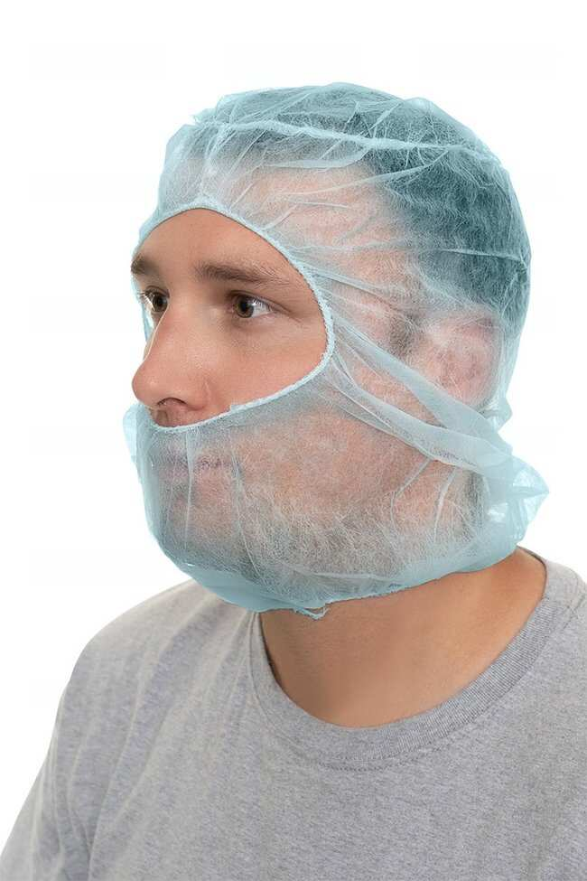International EnviroguardHead and Face Hoods (Ninja Hoods):Personal Protective