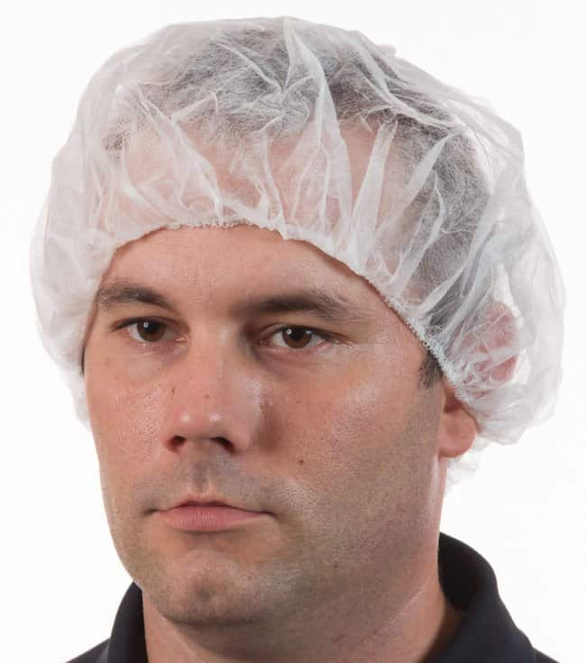 International EnviroguardBouffant Caps:Personal Protective Equipment:Head