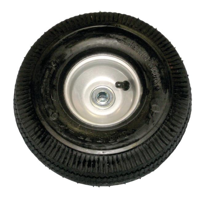 Justrite Pneumatic Wheels for Gas Cylinder Hand Trucks Pneumatic Wheels