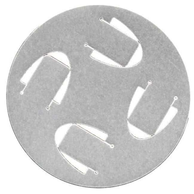 KD ScientificSplitters For use with the Centrfian 4x40mL scintillation vial rotor KD ScientificSplitters