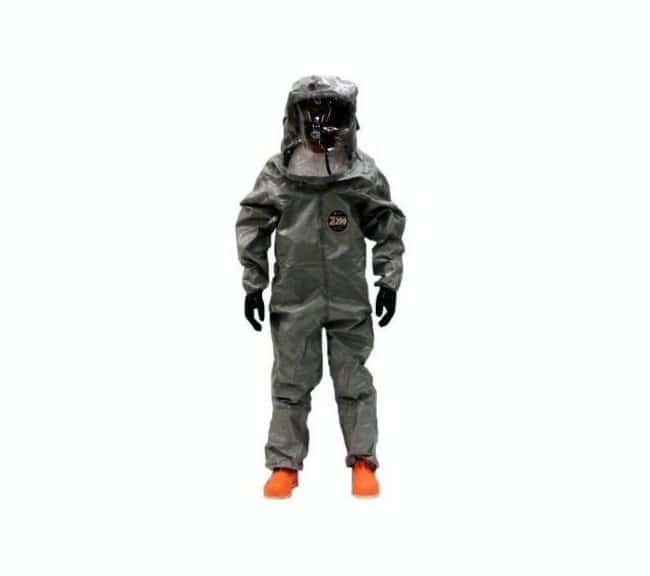 KapplerZytron 200 Totally Encapsulating Suits:Personal Protective Equipment:Safety
