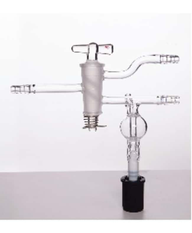 SynthwareRapid Purge Valves:Specialty Lab Glassware:Glass Valves
