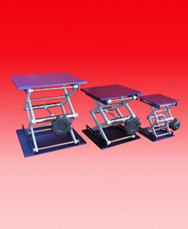SynthwareAluminum Support Jacks:Clamps and Supports:Laboratory Jacks