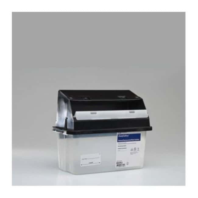 Covidien SharpSafety Universal Waste Containers Capacity: 1 qt. (0.95L):Gloves,