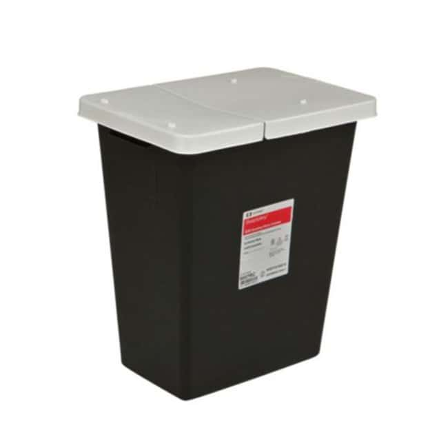 Covidien SharpSafety Universal Waste Containers Capacity: 8 gal. (30.2L):Gloves,