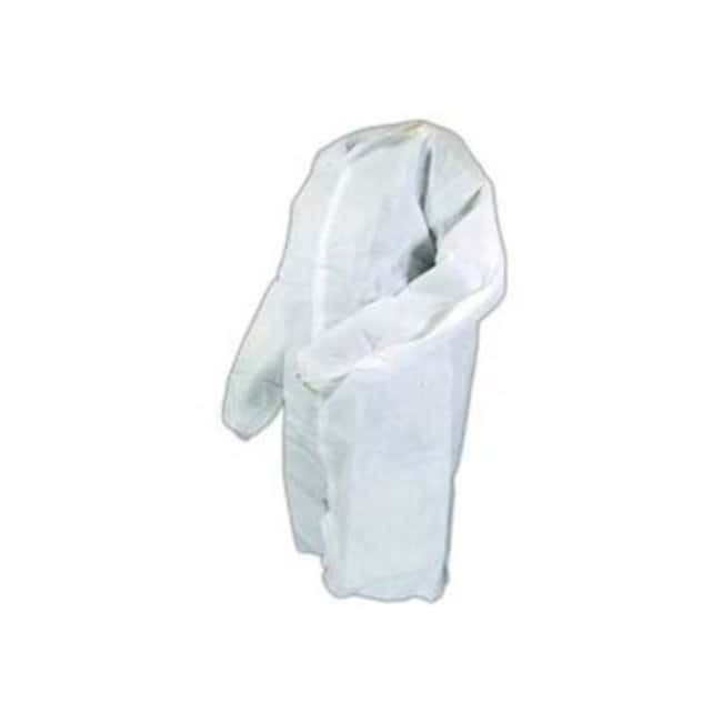 Keystone SMS Lab Coats No pockets; Elastic wrists; Single collar; Size:
