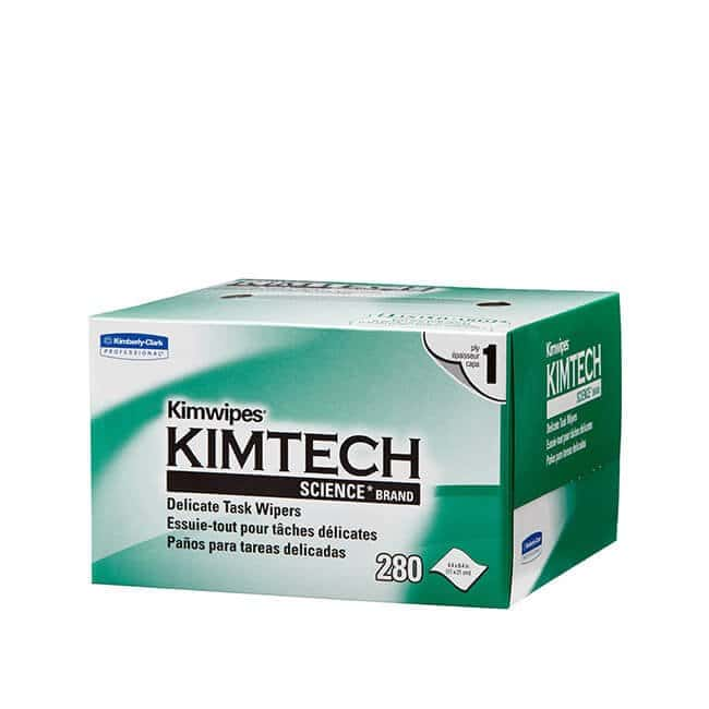 Kimberly-Clark Professional™ Kimtech Science™ Kimwipes™ Delicate Task Wipers, 1-Ply
