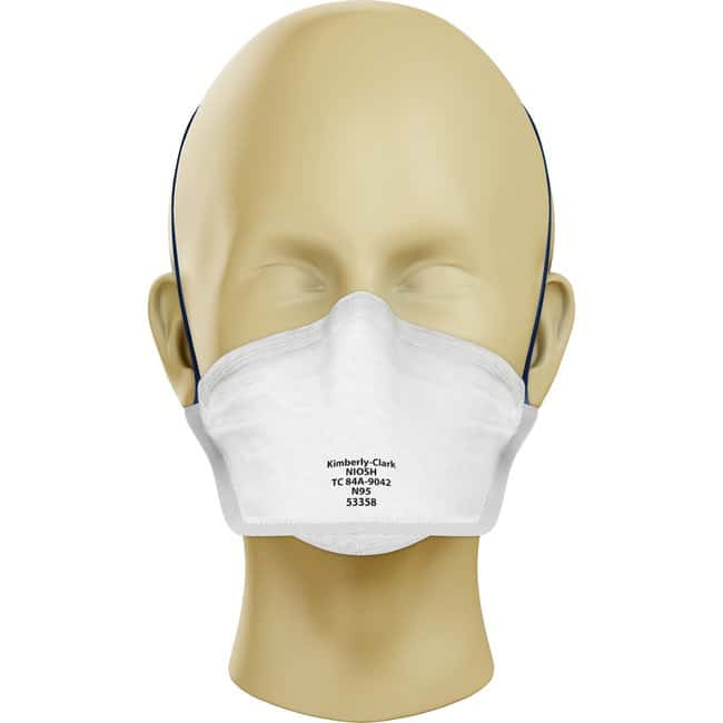 Kimberly-Clark ProfessionalKimtech™ N95 Pouch Respirator
