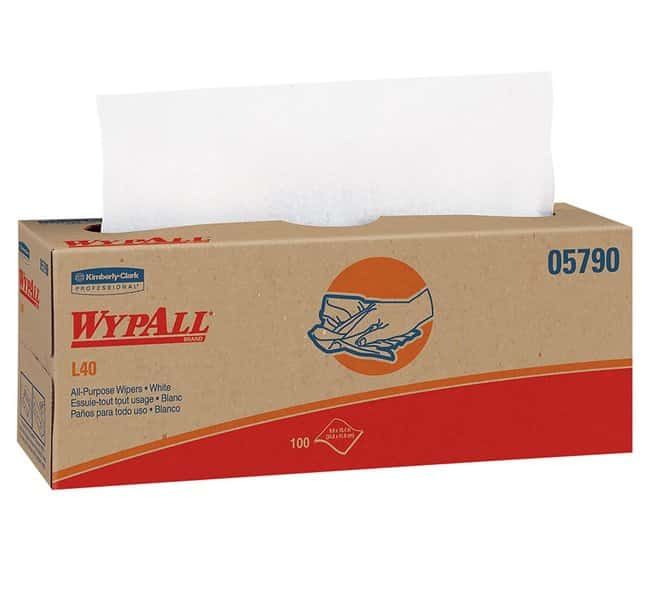 Kimberly-Clark Professional WypAll L40 General-Purpose Wipers:Gloves, Glasses