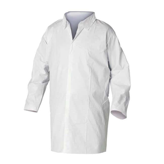 Kimberly-Clark Professional KleenGuard A20 Lab Coats In/Out lens:Gloves,