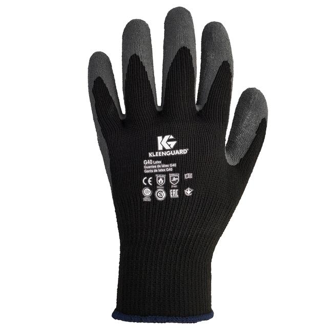 Kimberly-Clark Professional™KleenGuard™ G40 Latex-Coated Gloves X-Large Kimberly-Clark Professional™KleenGuard™ G40 Latex-Coated Gloves