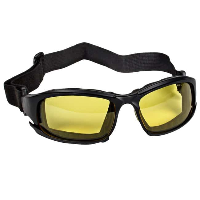 Kimberly-Clark Professional KleenGuard Calico Safety Glasses Amber lens