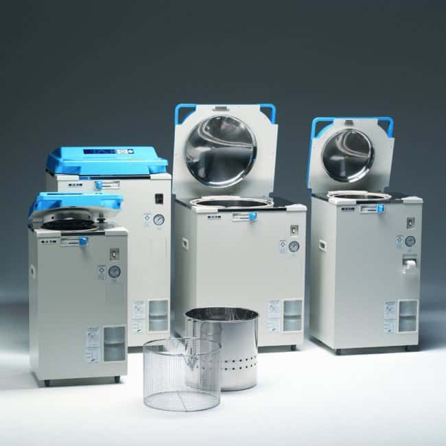 Kinematica GLP Package for HMC Vertical Autoclaves HMC-HV; Includes  integrated
