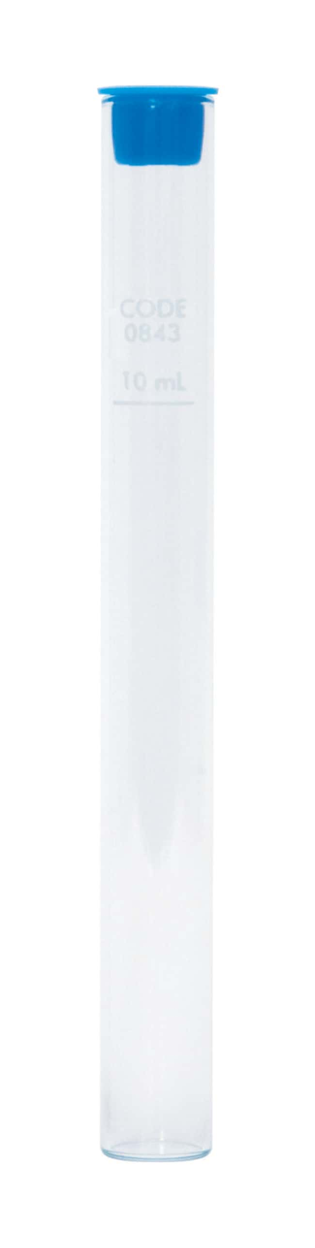LaMotte Disposable Glass Test Tubes  10mL:Test Tubes, Vials, Caps and Closures