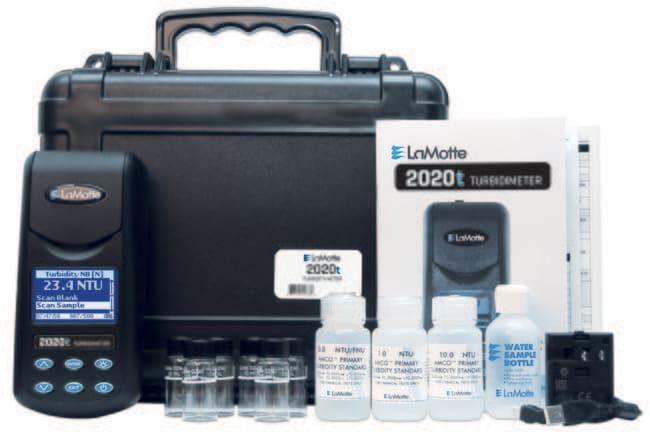 LaMotte CompanyTurbidity Meter Kits, 2020T Tungsten Version Turbidity Meter