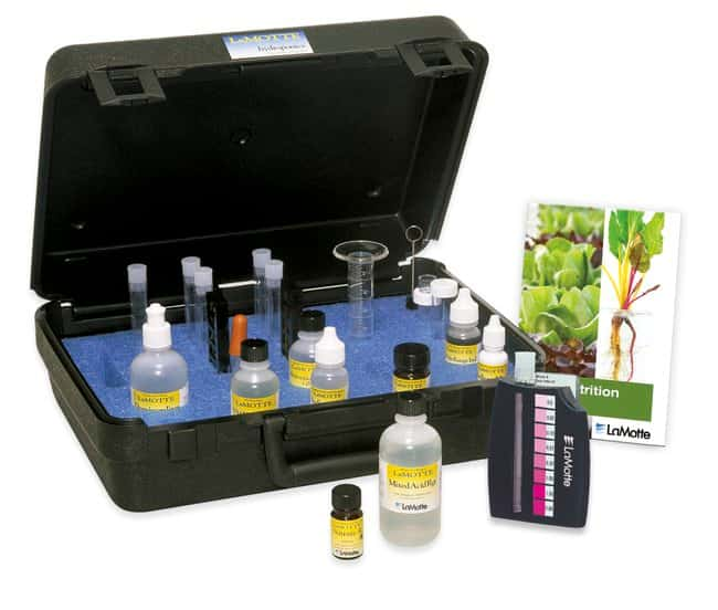 LaMotteHydroponics 4-Way Test Kit Hydroponics 4-Way Test Kit:Education