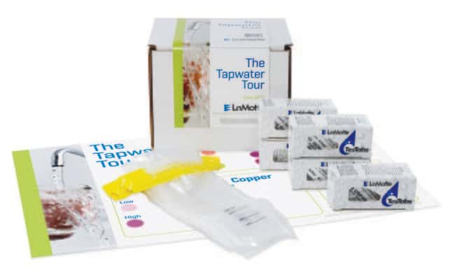 LaMotte Digital Tapwater Tour Kit  Description: Digital Tapwater Tour Kit,