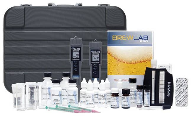 LaMotteBrewLab Test Kit:Education Supplies:Chemistry Classroom Products