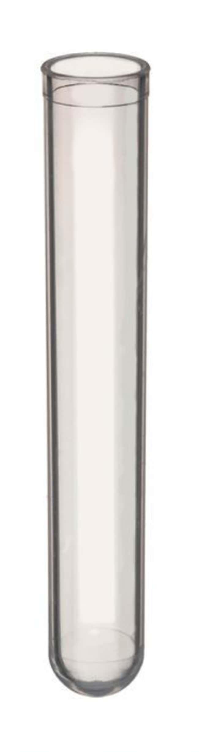 LabconSuperClear™ 12 x 75 mm Culture Tubes Non inclus; résine USP classe VI en polypropylène; 3000tubes par sachet/ 1 sachet par boîte voir les résultats