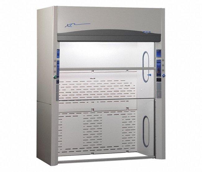 LabconcoProtector XL Floor-Mounted Fume Hoods: 5 ft. Width:Laboratory Ventilation:Fume