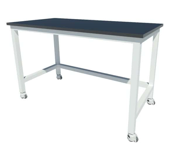 Fisherbrand Fixed Height Heavy-Duty Steel Table with Phenolic Work Surface