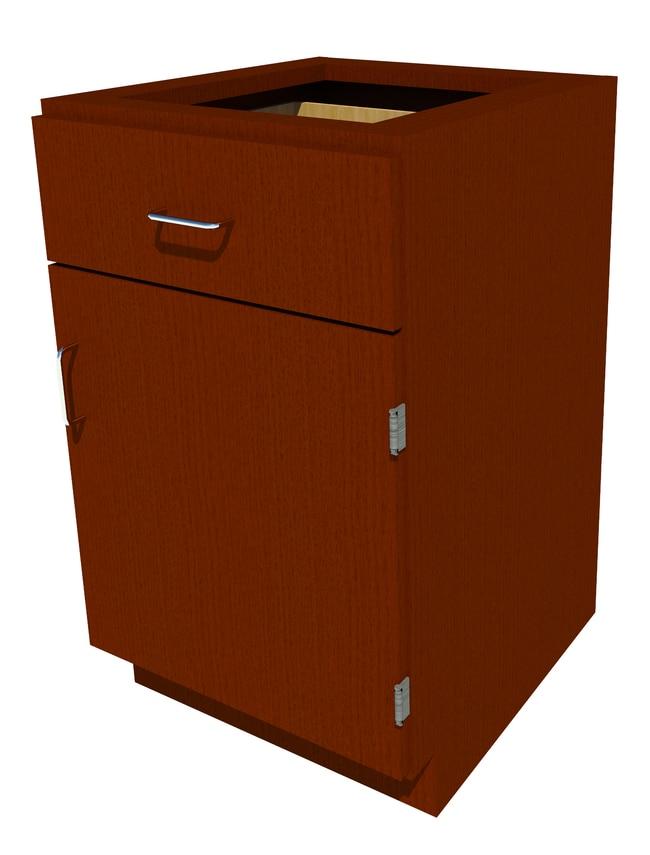 FisherbrandStanding Height Wood Cabinet, 21 in. Wide:Furniture:Storage