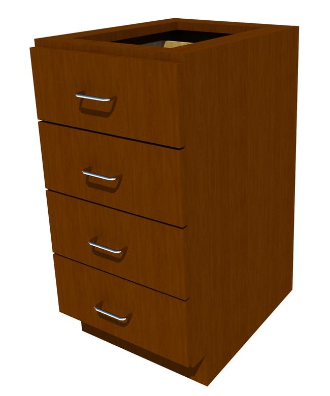 FisherbrandStanding Height Wood Cabinet, 18 in. Wide:Furniture:Storage