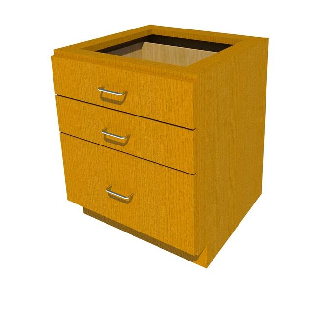 FisherbrandSitting Height Wood Cabinet:Furniture:Storage Cabinets