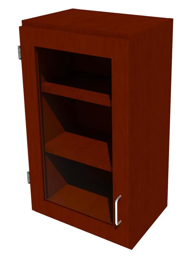 FisherbrandWood Wall Cabinet, 18 in. Wide:Furniture:Storage Cabinets