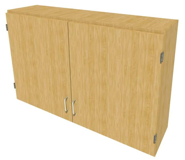 FisherbrandWood Wall Cabinet, 48 in. Wide:Furniture:Storage Cabinets