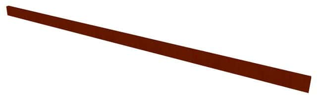 Fisherbrand Wood Apron Face Rail, 72 in. Wide 72 in. Wide, Maple, Chili