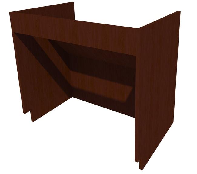 Fisherbrand ADA Height Wood Cabinet:Furniture, Storage, Casework, Carts