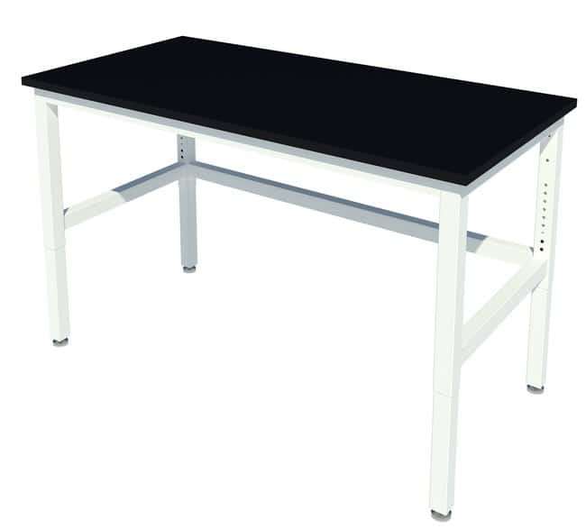 Fisherbrand Adjustable Height Basic Work Bench with Leveling Glides:Furniture,