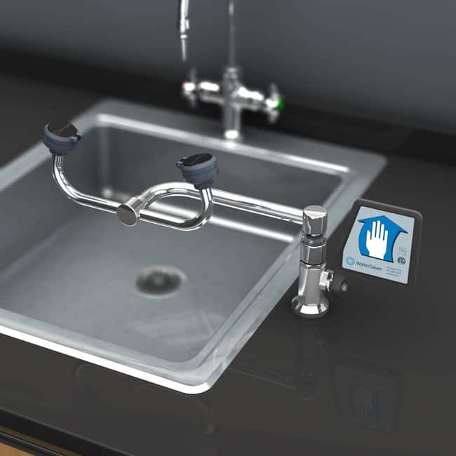 FisherbrandDeck Mounted Eyewash Right hand mounting, Water flow activated